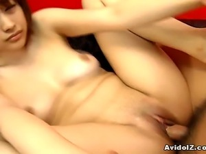 Reimi Fujikura is one of those hot busty babes that you would just wanna...