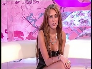 Miley Cyrus Chastity Tease Jerk ... free