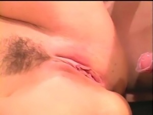 Busty older all natural blonde with amazing tits banged hard by huge cock