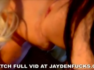 Erotic Vision With Jayden and Puma