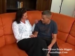 German Housewife Assfucked free