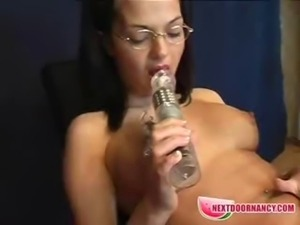 NextDoorNancy - Wettest and hottest exposing