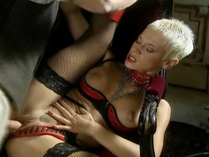 She wanted to seduce her submissive men but it turned out that they...