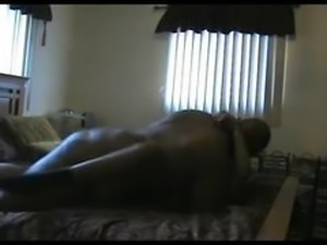 He Is Tearing Her Off   black ebony cumshots ebony swallow interracial...