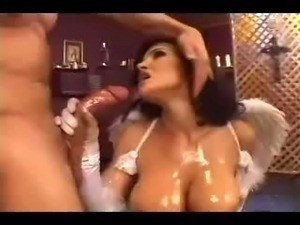 ASS SQUIRTS LISA ANN only blowjob