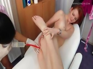 Anal Exam And Enema