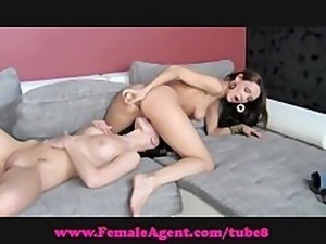 FemaleAgent. Suspicious and sexy