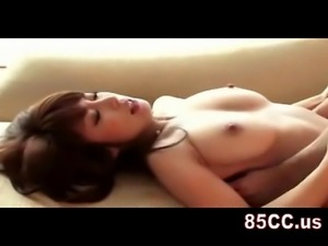 amazing cute busty skinny girl