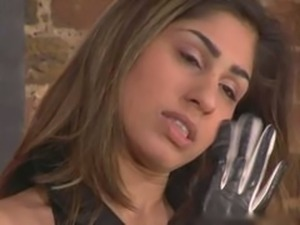 Sahara Knite is a strict mistress
