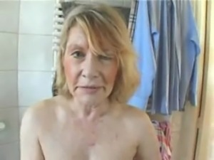 granny gets anal free