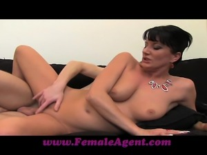 FemaleAgent Anaconda cock