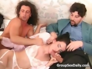 Wild and hardcore group sex therapy part4
