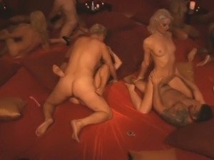 Hot couple swings partner to fuck in reality show