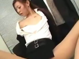 Work Of Secretary In Japan 1 asian cumshots asian swallow japanese chinese