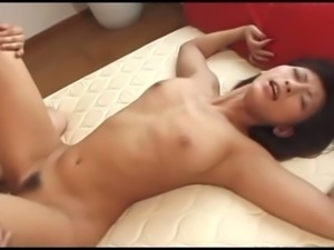 avmost.com - Natural and beautiful Japanese ride her boyfriend