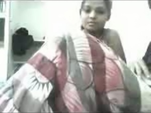Homemade Webcam Indian Teen Couple Enjoying