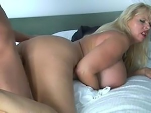 Busty Kimberly Kupps  Bedroom Fuck