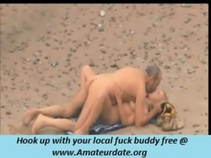 older couple fucking on the beach free