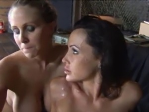 Julia Ann, MILFS Capture Their Victim And Fuck Him Shamelessly free