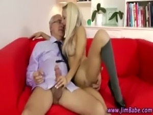 Horny blonde amateur slut free