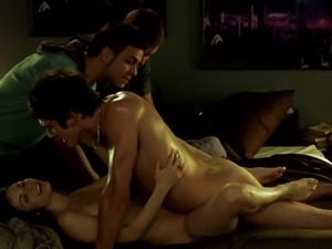 Elena de Frutos sex scenes in Mentiras Y Gordas.avi