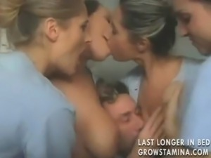 Prison cell group sex with naughty ladies free