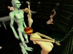 Sims2 porn Alien Sex Slave part3
