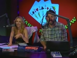doing card tricks with her tits @ season 1, ep. 236