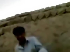 Horny Indian girl fucked By Her Boyfriend Outdoors