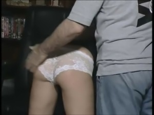 780-3 Louise Evans groped and spanked by oldman free