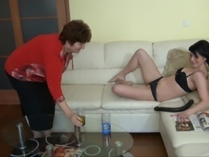 caught masturbating by her old nanny