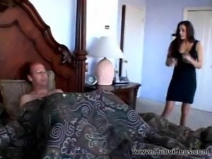 Hot Cheyenne gets fucked in bed free