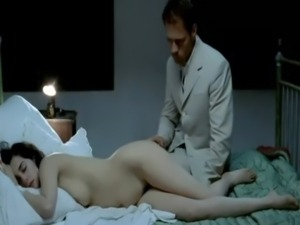 Amira Casar Red Lipstick in Hairy Ass From Anatomy of Hell free