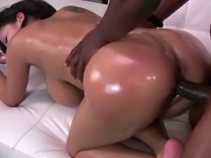Big ass slut alexis silver creampie