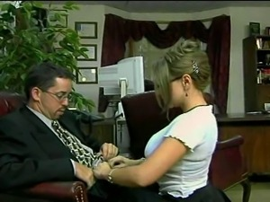 Holly Series 4 - Secretary Anal