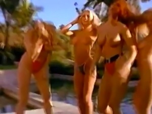 Penthouse-Wild Weekend with the pets - Part 1 of 2