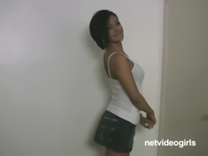 Calendar Audition from 2005 - Netvideogirls free