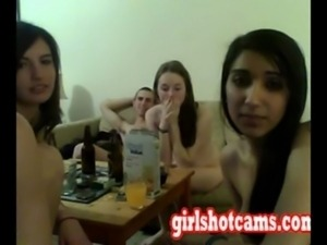 Group sex orgy on webcam show online free