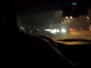 Caught Wanking in Car by Mom
