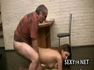 Hot riding with older teacher free