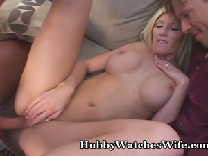 This wifey has it all and is sharing with another man.