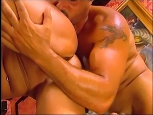 German Hardcore Sex with Blond Busted Bitch