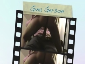 Gina Gerson and Tom Mayer free