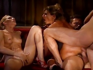 Francesca Petit Jean - Mom & daughter fucked