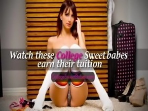 College Girl Meets Sugar Daddy - CollegeSweetBabes.com free