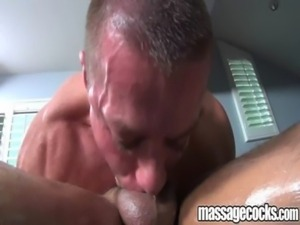 Massagecocks Oily Massage Paradise free