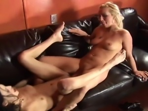 Strip Club two girl show