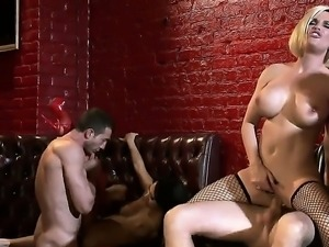 Asa Akira, Diamond Foxxx, Jessica Jaymes, Johnny Sins, Jordan Ash and Scott...