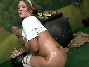 Mark Ashley is having a wild fuck along hottie Trina Michaels and her toght...
