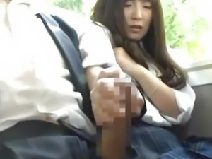 Hot Japanese college teen